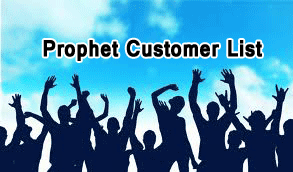 Supersoft Prophet customers